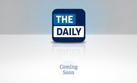 thedaily ipad The Daily arriverà su iPad il prossimo 19 gennaio?