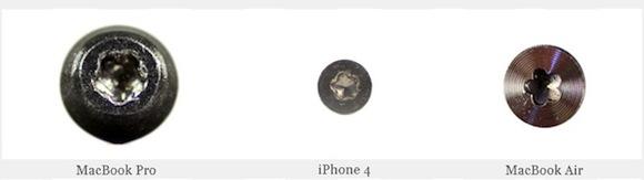 %name iPhone 4: viti a pentalobo per la nuova produzione
