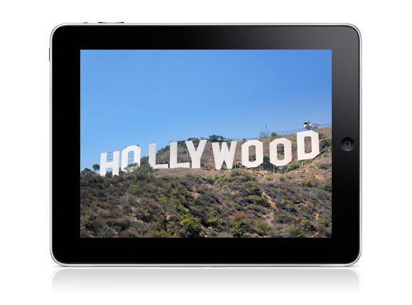 holly iPad sbarca ad Hollywood: sul set di I Am Number Four è diventato uno strumento deccezione