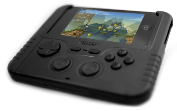 icpmain iControlPad   un controller per giocare con i nostri iPhone e iPod touch