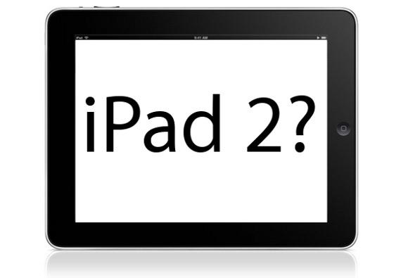 ipad2 Avvistato un iPad 2 alla presentazione del The Daily?