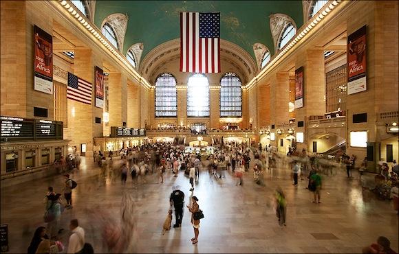 ny Nuovo Apple Store allinterno della stazione di New York?