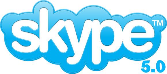 skype logo copia1 Skype 5: tante novità tra riflessioni su neutralità e libertà della rete