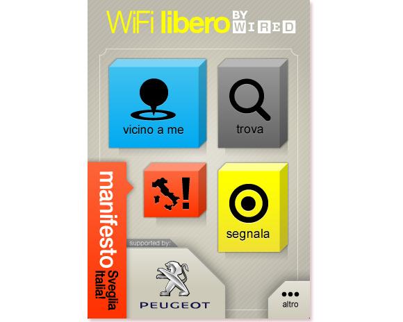 wifi2 Wired WiFi libero: Sveglia Italia!