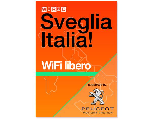 wired Wired WiFi libero: Sveglia Italia!