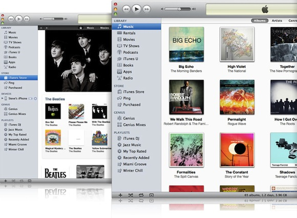 download hero20100901 Nuova versione iTunes 10.2 disponibile per il download