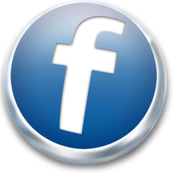 logo facebook Segui levento iPad 2 su Facebook