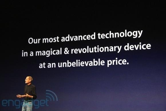 steveattheipad2launchfromeng Sei motivi che faranno di iPad 2 un grande successo per Apple