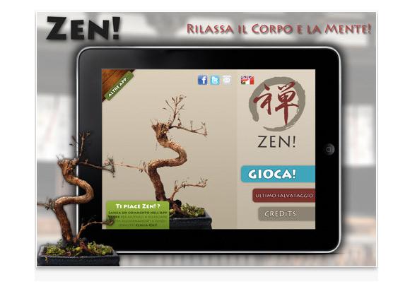zen1 Zen! Rilassa il corpo e la mente