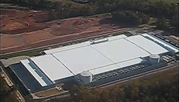 Apple North Carolina datacenter finished aerial view 001 Secondo gli analisti, Apple starebbe costruendo giganteschi datacenter in tutto il mondo: è in arrivo un nuovo progetto?