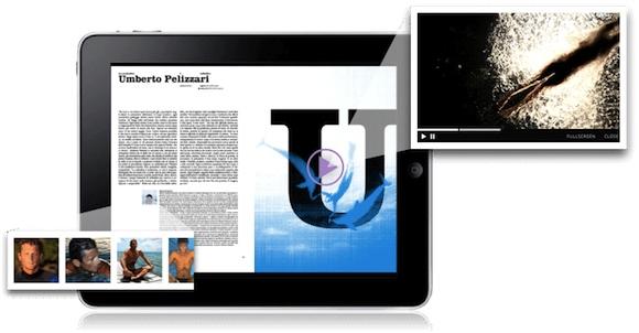 PDF2IPAD MAIN MagAppZine. La risposta americana all'italiana PDF2IPAD