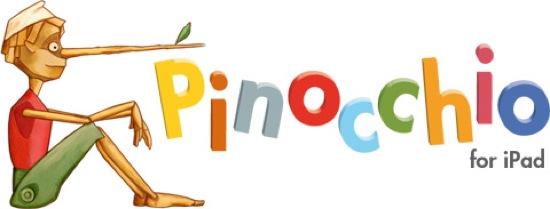 Pinocchio iPad Pinocchio, ovvero le favole per bambini nellera iPad