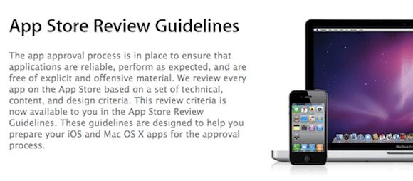 Screen shot 2011 04 06 at 6.38.20 PM Apple contro Apple: iAd Gallery violerebbe le regole dellApp Store