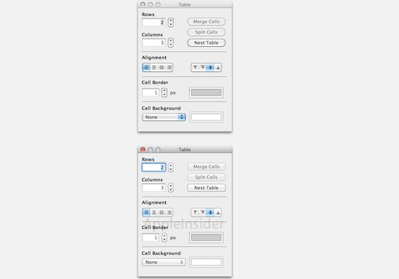 screen capture 3 Mac OS X Lion sta abbandonando linterfaccia Aqua