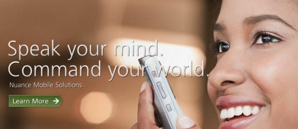 Nuance 580x251 iPhone 5 con conversione voce testo voce?