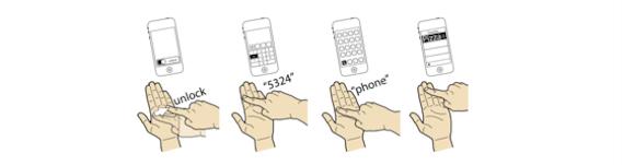imaginary2 Hai mai immaginato un iPhone invisibile sul palmo della mano?