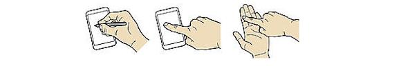imaginary3 Hai mai immaginato un iPhone invisibile sul palmo della mano?
