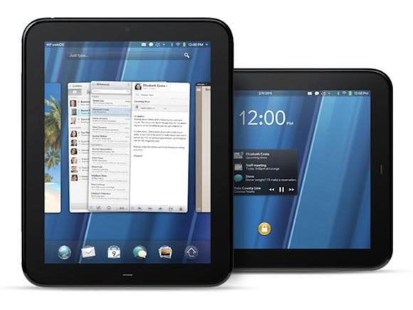 touchpad1 HP vuole diventare il vero sfidante iPad. Il numero 1+