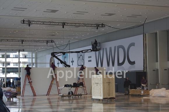 WWDC2011pics3 Svelata al Moscone Center licona di iCloud
