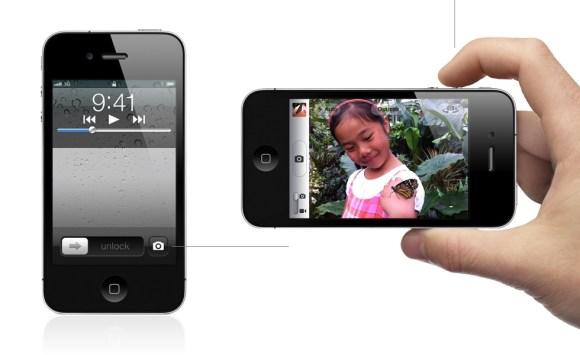 features camera quickaccess 580x355 WWDC: Scopriamo tutte le novità del nuovo iOS 5