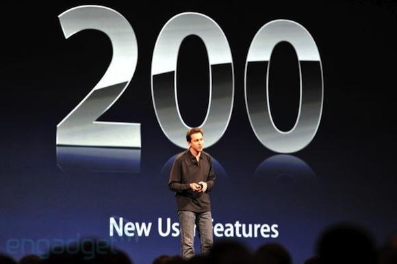 stevejobswwdc2011liveblogkeynote0605 WWDC: iOS 5 con nuove notifiche, Newsstand, nuova integrazione con Twitter