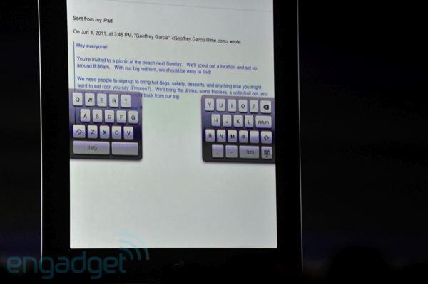 stevejobswwdc2011liveblogkeynote0770 WWDC: iOS 5 con nuove notifiche, Newsstand, nuova integrazione con Twitter