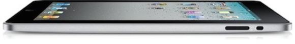 123254 ipad 4 2 profile Apple inizia a scegliere i fornitori dei componenti delliPad 3