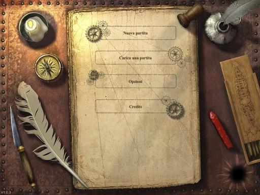 IMG 0062 Secrets of Da Vinci: Il Manoscritto Proibito, gioco per iPad