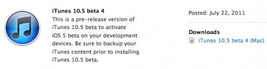 Schermata 2011 07 22 a 22.57.44 530x138 iOS 5 beta 4 e iTunes 10.5 beta 4 disponibili al download