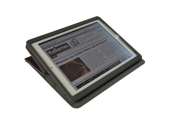 Traverso Recensione: Custodia Tucano Schermo per iPad 2