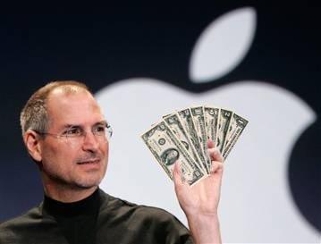 apple money Apple è più ricca del Governo degli Stati Uniti dAmerica