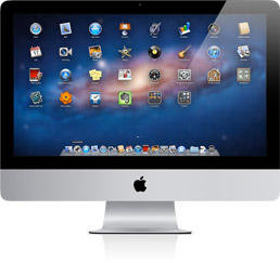 features launchpad imac Proviamo Mac OS X Lion: Prove tecniche di ruggito.