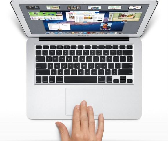 gestures hero 580x487 Mac OS X Lion, levoluzione sta nelle gestures