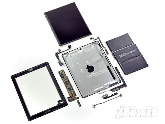 ipad 2 wifi teardown ifixit 001 Apple deve mantenere i prezzi bassi per poter imporre l'iPad 3 sul mercato
