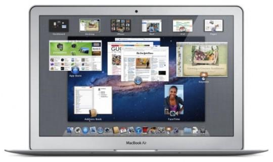 lionair 540x321 Nuovi MacBook Air e Mac OS X Lion disponibili da Mercoledì 20 luglio?