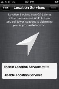 locaiton 240x360 Novità della nuova beta 3 di iOS 5