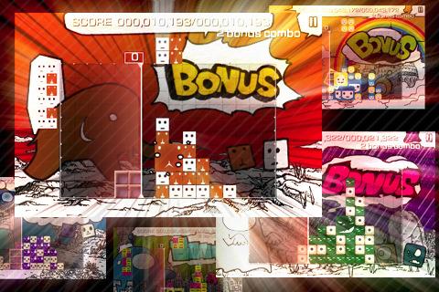 luminestouchfusion 2 Lumines: un puzzle game ricco di suoni ed effetti
