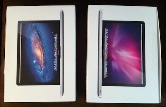 macbook pro boxes lion snow leopard Apple aggiorna le linee dei MacBook Pro ottimizzati per OS X Lion