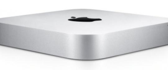 macmini 540x225 Ecco le configurazioni dei nuovi MacBook Air, dei nuovi Mac Mini e Mac Mini Server
