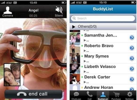 CapturFiles 15 580x423 Videochiamate su Facebook con Vichat for Facebook video chat Pro
