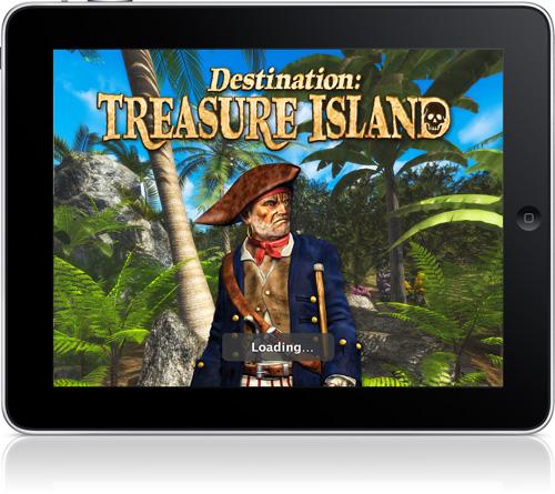 Destination Treasure Island iPad Recensione del gioco per iPad Destinazione: LIsola del Tesoro