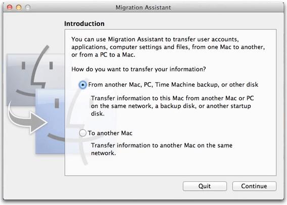 HT4796 Mac MA 001 en Apple aggiorna l'assistente di Migrazione per Lion