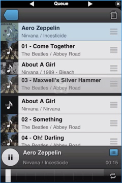 IMG 1120 Panamp: un nuovo modo di ascoltare la tua musica su iPhone ed iPod touch