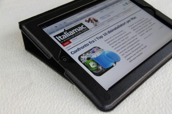 IMG 6053 580x386 Cable iTrendy, la cover di stile per iPad 2. Scopriamola assieme.