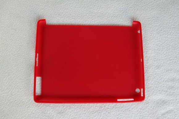 IMG 6062 580x386 Provata la Combo Case, cover in TPU per proteggere il retro di iPad 2