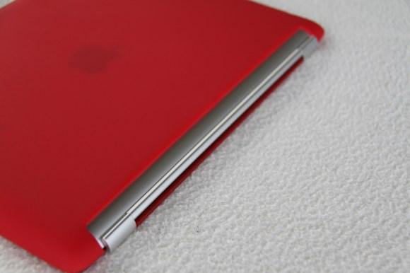 IMG 6080 580x386 Provata la Combo Case, cover in TPU per proteggere il retro di iPad 2