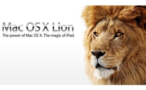 Mac OS X Lion 580x356 Apple rilascia una nuova beta di OS X 10.7.2 e iCloud agli sviluppatori