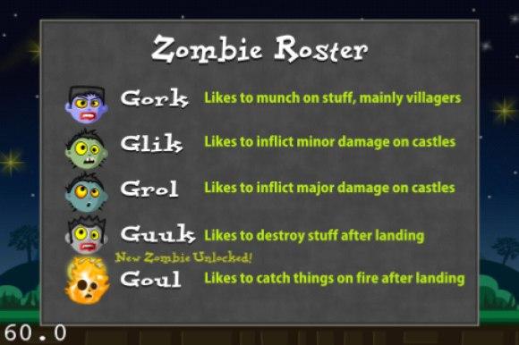 ZIF0021 580x386 Recensione del gioco Zombies In Flight! per iPhone