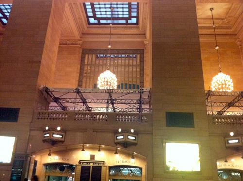 grandcentral constructlg Apple inizia i lavori per il nuovo store nella Central Station di New York