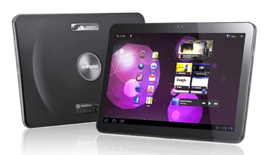 samsung galaxy tab Apple blocca il Samsung Galaxy Tab in Europa